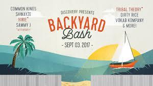 backyard bash 2017 ft common kings u0026 many more u2013 tickets