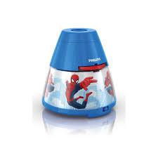 childrens night light projector philips marvel spiderman children s led night light projector