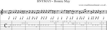 folk traditional music sheet music guitar tab mp3 audio