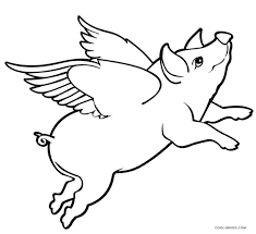 christmas pig coloring pages tags pig coloring pages free ariel