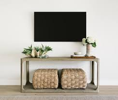 Wall Console Table Console Table Window Design Ideas