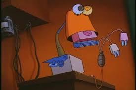 Brave Little Toaster Radio Boo Gleech