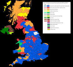 Election Map Results by Uk Election Result Map 2010 By Blamedthande On Deviantart
