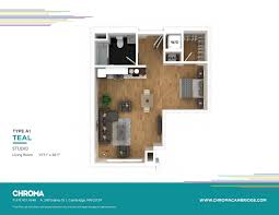 Mit Floor Plans by Models Chroma Luxury Apartments In Cambridge Ma