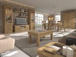 recamiere im landhausstil wohnzimmer aus massivholz mediterranes wohnen