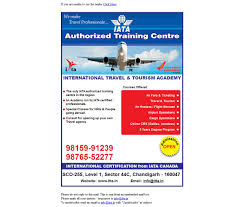 international travel u0026 tourism academy itta aviation u0026 air