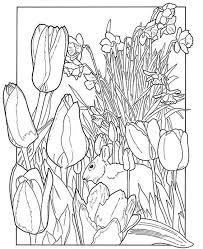 coloring pages en spring design inspiration spring coloring