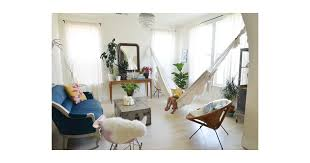 how to bring your hammock indoors popsugar home photo 5