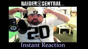 Chargers Raiders Meme - 2015 oakland raiders vs sd chargers instant game reaction drama 10