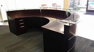 Reception Desk Large Reception Desk Half Circle Reception Desk