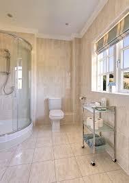 Bathroom Shower Storage Bathroom Shower Storage Farmhouse With Beige Tile Floor