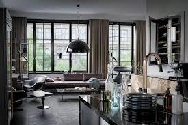 Swedish Home Interiors Swedish Modern Home Shining With Stunning Lighting Designs