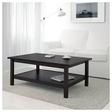 Hemnes Sofa Table Black Brown Hemnes Coffee Table Black Brown Ikea