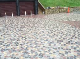 driveway using mixed temple setts by m u0026s paving ced ltd for all