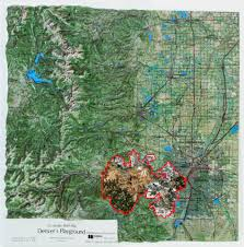 Map Of Colorado Springs Area by Horizon Zero Dawn Comparison Maps Album On Imgur