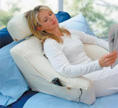 chair pillow for bed read in bed pillow bedlounge abode nista pinterest pillows