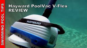 PoolVac V Flex™ Automatic Suction Pool Cleaner by Hayward Review