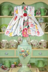 best 25 vintage lampshades ideas on pinterest lampshades lace