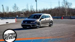 volkswagen gti racing the volkswagen golf r is worth it