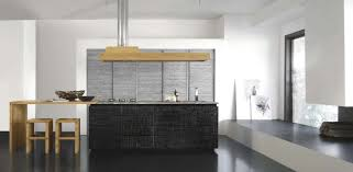 set for the kitchen case solid chestnut with working set for the kitchen with working area black stone modernariato mod art