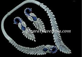 designer diamond sets designer diamond necklace indusladies