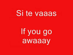 May I Use The Bathroom In Spanish Learning Spanish Love Songs Level 2 Translated To English Youtube