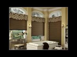 Window Treatment Valances Bathroom Window Coverings Treatments Valances And Swags Youtube