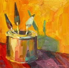 complementary paint colors complementary color painting painting ideas