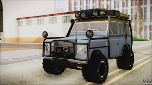 land rover off road land rover series 3 off road for gta san andreas