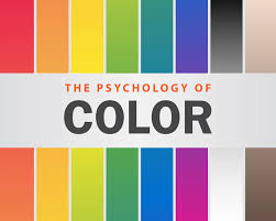 infographic the psychology of color cgfrog