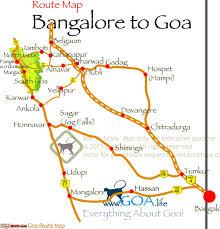 Vasco Da Gama Route Map by Bangalore Goa Route Queries Page 248 Team Bhp