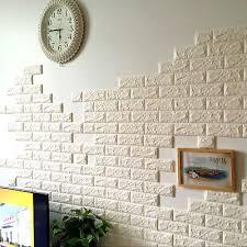 3d brick pattern wallpaper bedroom living room modern wall