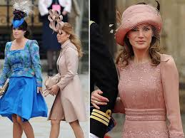 dresses for wedding guests 2011 royals and wedding guests wore chic lids by philip treacy to the