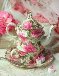 roses tea set cabbage tea set for one pictures photos and images for