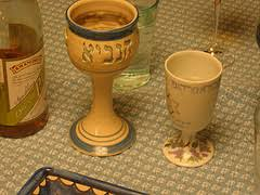 seder cup the orange on the seder plate and miriam s cup foregrounding