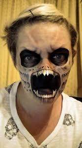 oltre 25 fantastiche idee su pitture facciali per halloween su