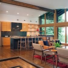 meubler une cuisine 1001 idées pour aménager une cuisine ouverte dans l air du temps