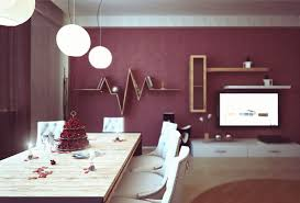Wall Ideas For Dining Room Emejing Dining Room Wall Pictures Ideas House Design Interior