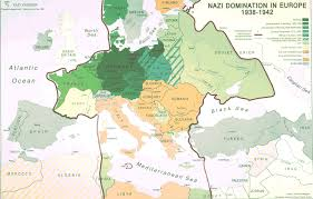 Wwii Map Of Europe by Doc Butler U0027s U S History Website For Students Maps