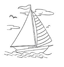 free printable boat coloring pages for kids for itgod me