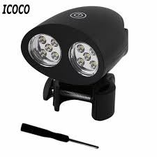 led bbq grill lights icoco adjustable 10 led bbq grill light outdoor handle mount clip