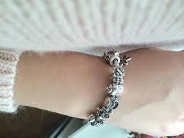 my pandora bracelet 2013