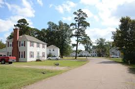 southwestern houses southwestern proving ground officers quarters historic district