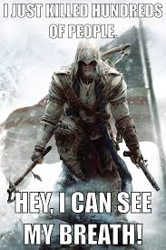 Funny Assassins Creed Memes - funny picture my random ramblings