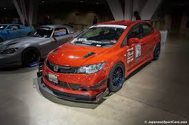 custom honda civic si 2008 honda civic si jdm mugen rr conversion time attack