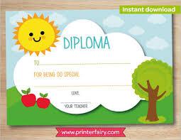 preschool certificates certificate template 49 free printable word excel pdf psd