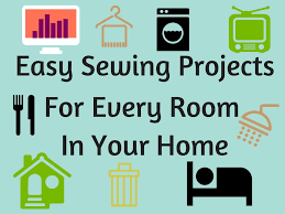 Easy Home Projects For Home Decor by Easy Sewing Projects For Every Room In Your Home Seams And Scissors