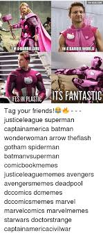 I M A Barbie Girl Meme - 25 best memes about spiderman superman 9gag batman and