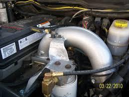 Dodge Ram Cummins Oil Capacity - more cat 2 micron filter questions diesel bombers