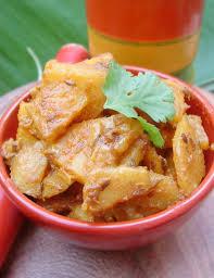 cuisine indienne recette recette indienne végétarienne jeera aloo